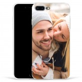 iPhone 7p/8p Custom Photo Protective Phone Case Soft Shell Matte