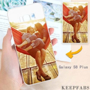 Samsung Galaxy S8 Plus Custom Photo Protective Phone Case Soft Shell Matte