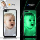 Phone 7p/8p Custom Noctilucent Photo Protective Phone Case