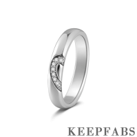 Love Couple Couples Ring Silver