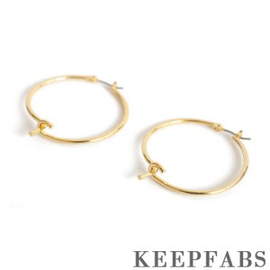 Knotted Earrings 44mm