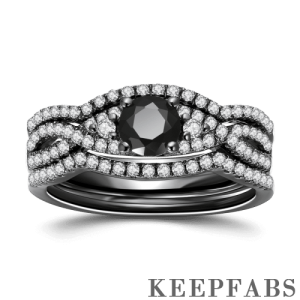 Commitment to Love Ring Silver