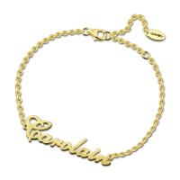 Personalized Name Bracelet-Length Adjustable