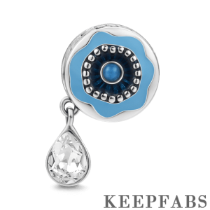 Tear of Evil's Eye Charm
