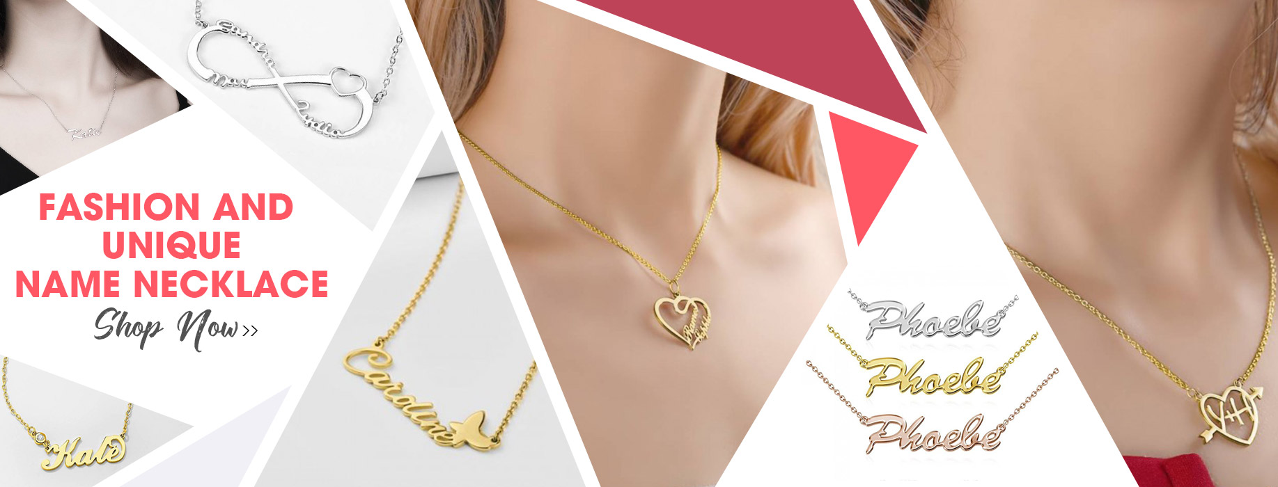 fashion and unique necklace for women